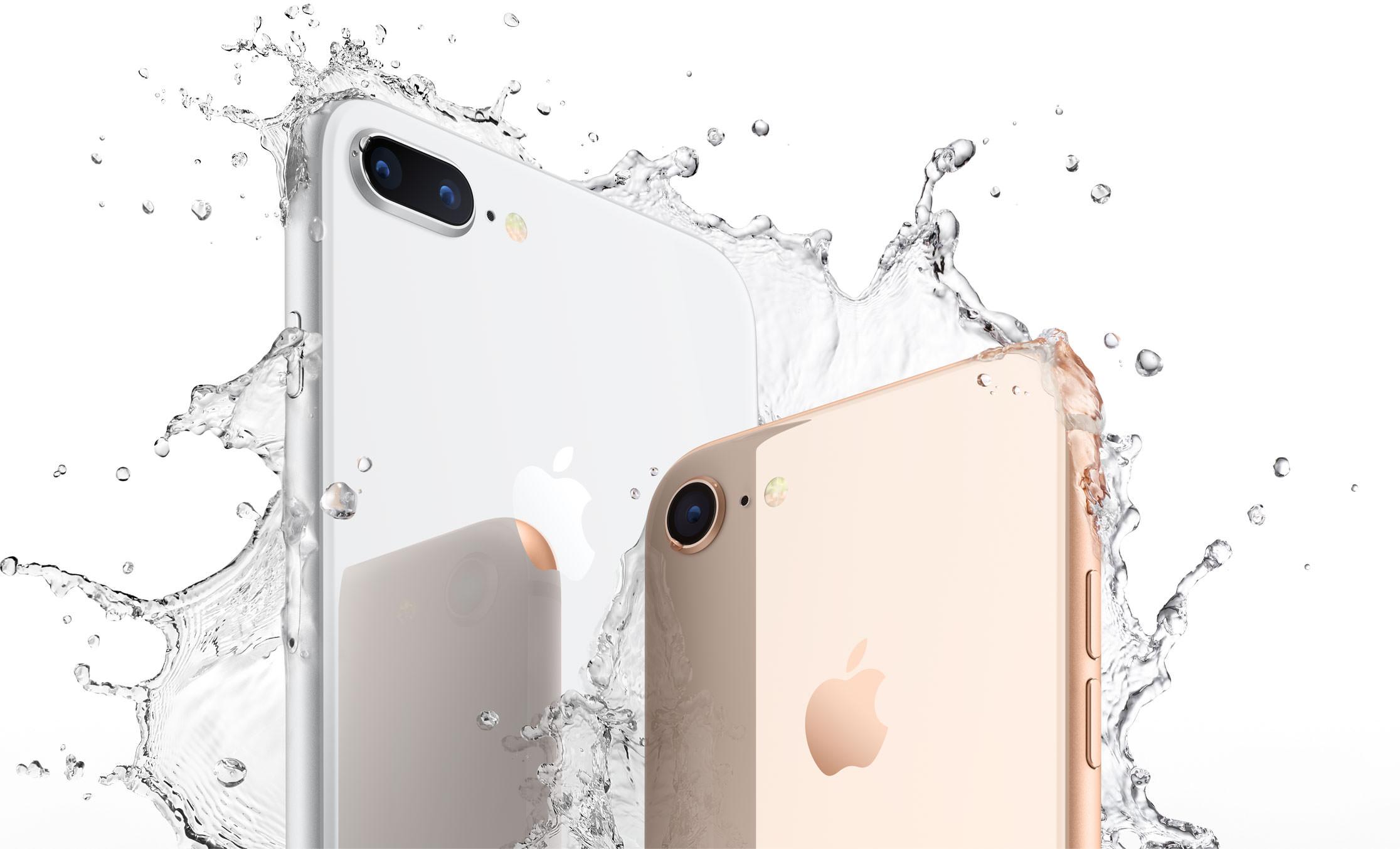 iPhone抗水防塵